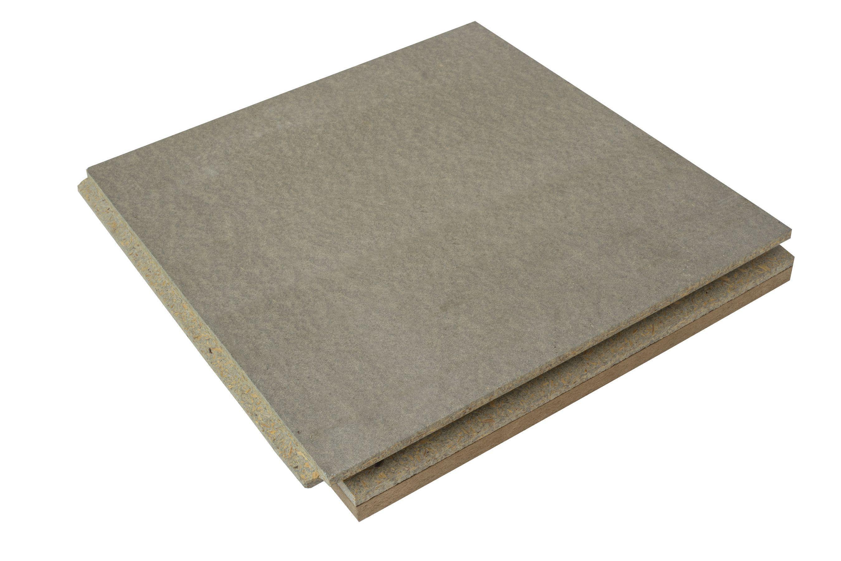 CETRIS - cement-bonded particle board for building industry - Cetris